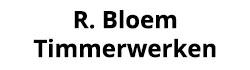 R. Bloem Timmerwerken